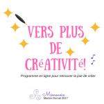 vers plus de créativité