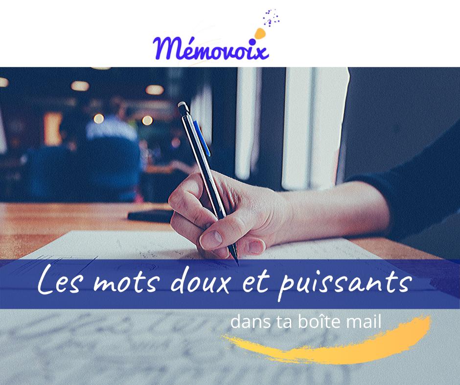 blog Mémovoix Marion Dorval